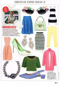 Ted Baker Footwear in Now Magazine 11.03.14