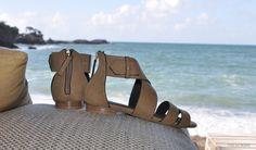 Vegane Schuhe mit italienischem Twist. in traditioneller Schuhmacherkunst in Italien handgefertigt.