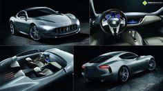 Geneva Motor Show: Maserati Alfieri Concept