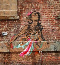 arte de la calle Swoon