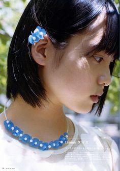 kwwwsk: yic17: Hirate Yurina (Keyakizaka46) |... | 日々是遊楽也