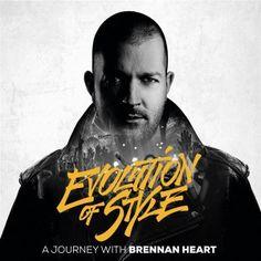 Brennan Heart - Evolution Of Style Brennan Heart, Evolution, Dj, Style 2014, Musica