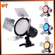 51.90$  Buy now - http://alii62.worldwells.pw/go.php?t=32649012458 - Yongnuo YN-168 YN 168 high-quality LED lamp beads Studio Photo LED Video Light  for Canon Nikon DSLR Camera 51.90$