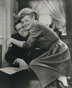 Lucy & Ricky!