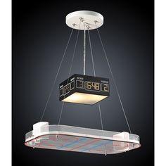 Cool Hockey Light for game room!