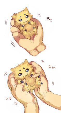 Adorable! joltik, pokemon
