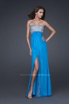 La Femme 16291 La Femme Prom Wedding Gowns, Prom Dresses, Formals, Bridesmaids, Mother of theBride, Maggie Sottero, Sherri Hill,