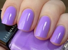 I got: Purple! What Nail Polish Color Should You Wear?