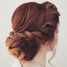 Fryzury dla długich włosów: sploty / fot. Instagram @hair_0