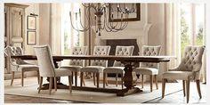 RH dining room