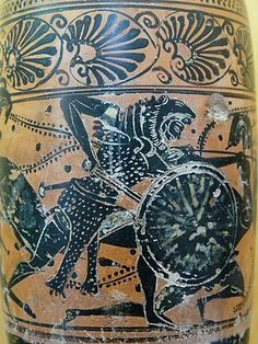 Greek Flag With Vergina Sun Ancient History, Ancient Rome, Greek Flag, Egypt Culture, Black Figure, Crete, Medieval, The Past, Pottery
