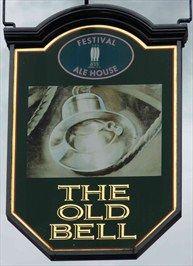 The Old Bell - High Street, Hemel Hempstead, Hertfordshire, UK.