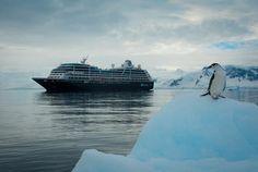 azamara antarctica cruise | ... snapped this amazing image while the Azamara Quest is in Antarctica