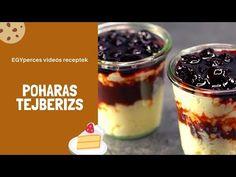 Poharas tejberizs - YouTube The Creator, Pudding, Food, Youtube, Custard Pudding, Essen, Puddings, Meals, Yemek