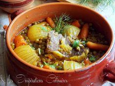 Tajine aux fenouils et carottes Algerian Recipes, Ramadan Recipes, My Best Recipe, International Recipes, Main Meals, Potato Recipes, Main Dishes, Food And Drink, Favorite Recipes