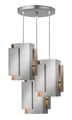 PENDANT STRATUS : FR30408BNI | Living Lighting Home Office