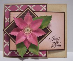 DTGD12TexasGrammy and DTGD12Westies Lattice Fold Flower by hbrown - Cards and Paper Crafts at Splitcoaststampers