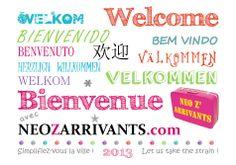 Bienvenue avec NeoZarrivants !
