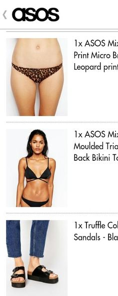 My order..  Can't wait! #asos