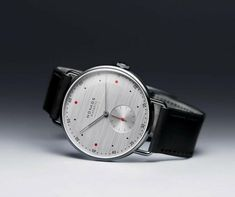 The Nomos Glashutte At Work Collection