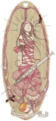 Illustrations by Chiara Bautista