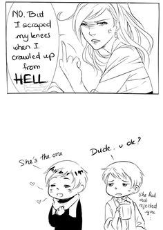 Part 2 Fem!Romano and Spain. that's  to funny and i know people like this