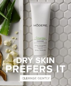 Cleanser Dry Skin - Tombstone climate has that dry heat! This is a choice brand for skin care!