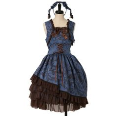 http://www.wunderwelt.jp/products/detail7573.html ☆ ·.. · ° ☆ ·.. · ° ☆ ·.. · ° ☆ ·.. · ° ☆ ·.. · ° ☆ Rose's prisoner in Pirates ship pattern jumper skirt ALICE and the PIRATES ☆ ·.. · ° ☆ How to order ↓ ☆ ·.. · ° ☆ http://www.wunderwelt.jp/user_data/shoppingguide-eng ☆ ·.. · ☆ Japanese Vintage Lolita clothing shop Wunderwelt ☆ ·.. · ☆ #egl
