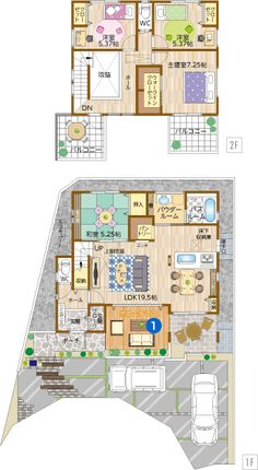 House Layouts, Floor Plans, House Design, Flooring, How To Plan, Sims 4, Home, Log Projects, Ad Home