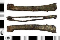 YORYM-620D13: Medieval : Knife or razor handle