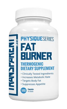 PhysiqueSeries Fat Burner