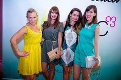 El Collar De Bolas Rosas: AMARILLOLIMÓN - En buena compañía - Reunión Bloggers - #pasarela #amarillolimon