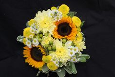 Wedding Bouquet  #orangevilleflorist #orangevillewedding
