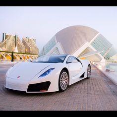 Incredible! GTA Motors Spano Super car.