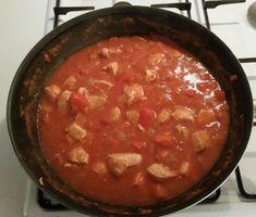 Kip goulash met bloemkoolrijst – Lekker&Gezond eten – kha