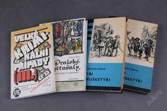 Sbírka knížek, více v popise