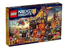 ¡Chollo! LEGO Nexo Knights Guarida volcánica de Jestro por 69.94 euros.