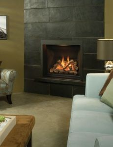 Corner Gas Fireplace Tile Maybe Instead Of Stone? Besök Standout Fireplace  Designs