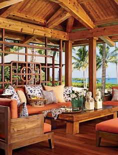 Outdoor Spaces : Architectural Digest