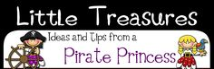 Little Treasures: Ideas and Tips from a Pirate Princess - ClassDojo Monster Theme Anyone?