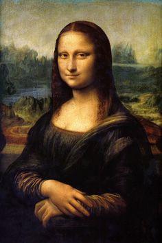 Silvia Guimaraens http://www.silviaguimaraens.com/ #GIF #MONALISA