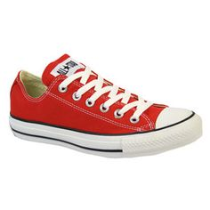 CONVERSE - ALL STAR OX - RED