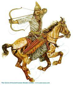 Parthian horse-archer