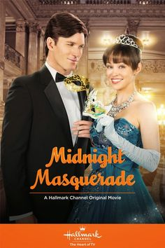 """Its a Wonderful Movie - Your Guide to Family Movies on TV: Hallmark Channel Movie: """"Midnight Masquerade"""" starring Autumn Reeser"""
