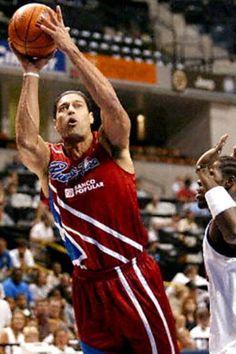 El Picu...  Jose (Piculin) Ortiz - Greatest basketball player of Puerto Rico.