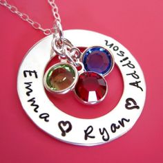 Personalized Necklace.