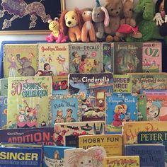 Books & Stuffies