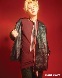 [Picture/Official] BTS Suga #AgustD For Marie Claire Korea September Issue [160823]