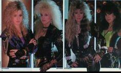Photo of for fans of Vixen 34302847 Vanilla Ninja, 80s Hair Bands, Glam Metal, Joan Jett, Rock Concert, Stevie Nicks, Glam Rock, Pop Rocks, Vixen