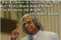 A P J Abdul Kalam Ex President of India